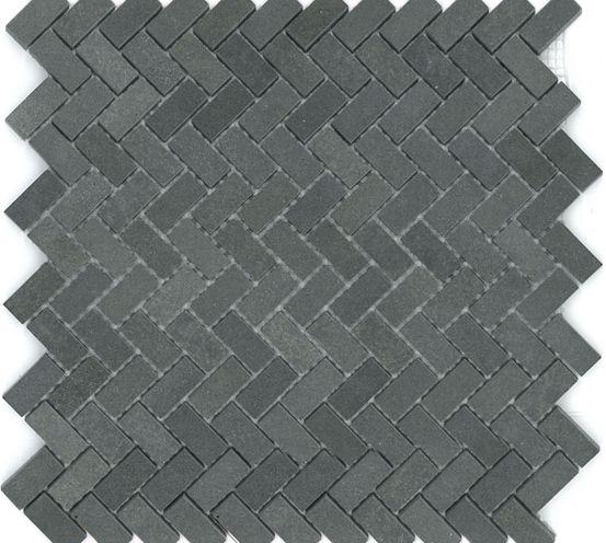 Classic Tile Series Natural Basalt Mosaic Design And Direct Source